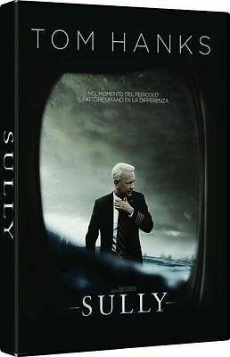 new DVD NUOVO originale sigillato versione italiana SULLY con Tom Hanks cult