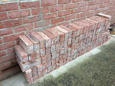 200+ Ryedale Red Bricks  Reclaimed