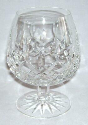 WATERFORD ~ Quality Crystal 12 Oz. BRANDY GLASS SNIFTER (Lismore) ~ Ireland