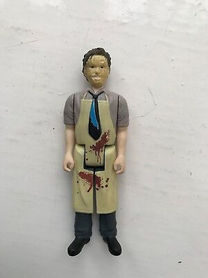 Funko Reaction Series The Texas Chainsaw Massacre Leatherface Figure Horror
