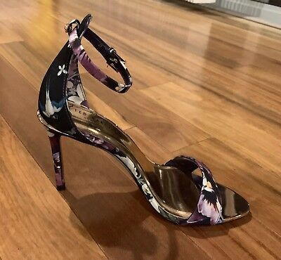 26c308fca New TED BAKER Sz 9.5M Charv High Heel Sandals Entangled Enchantment  Stiletto NIB