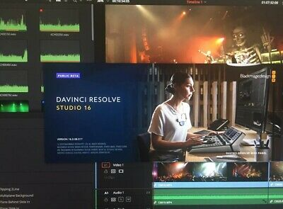 DaVinci Resolve 16 studio dongle** Blackmagic Design