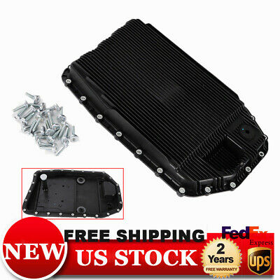 TRANSMISSION OIL PAN Kit With Filter + Gasket For BMW 6HP19