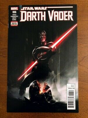 Darth Vader Vol. 2 #6 (2017, Marvel Comics) Star Wars 1st Print