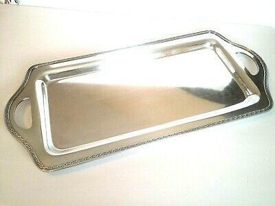 "Vintage Wilcox S.P. Co. Silverplate W.M.Mounts 327N 20"" Circa 1921-1923"