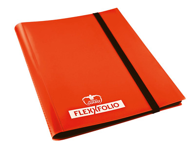 Ultimate Guard UGD10175 9-Pocket Flex Folio Card Game, Orange