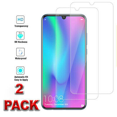 Premium Quality Gorilla-Tempered Glass Screen Protector For Huawei P Smart 2019
