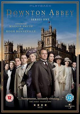 Downton Abbey - The Complete First Series 1 - New & Sealed