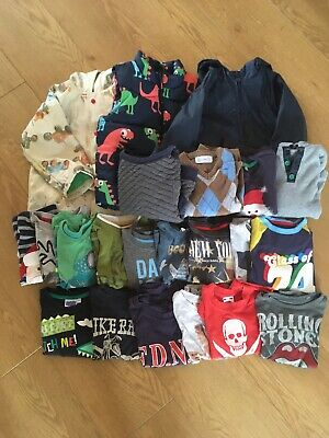 baby boy clothes 2-3 years bundle
