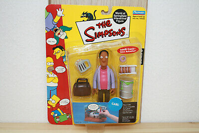 The Simpsons Playmates Figur Carl