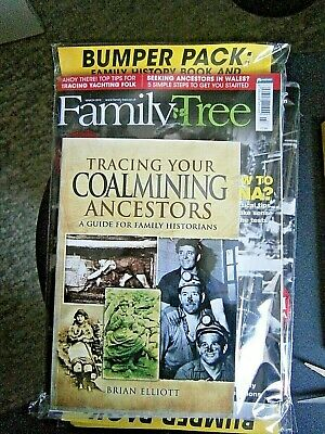 Family Tree Magazine March Issue 2019 (new) with Free Tracing Your Coal mining A