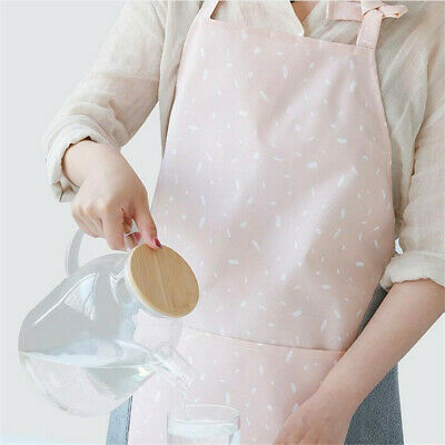 Unisex Waterproof Oil Proof Apron Kitchen Cook Garden Butcher Cleaning Tool CB