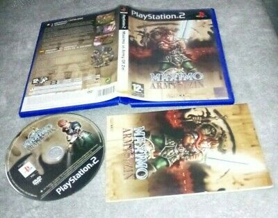 Maximo Army Of Zin ps2 pal España playstation 2 zyn