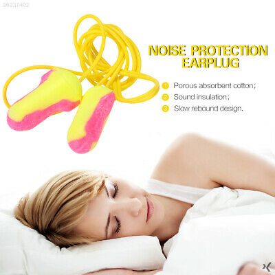 09EF Portable Prevent Noise Hearing Protection Baby Resusable Earplug