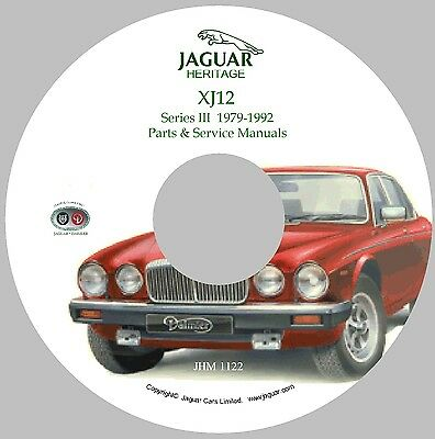 XK140 /& XK150 Workshop Service /& Parts Manual on CD-ROM Jaguar XK120 Used