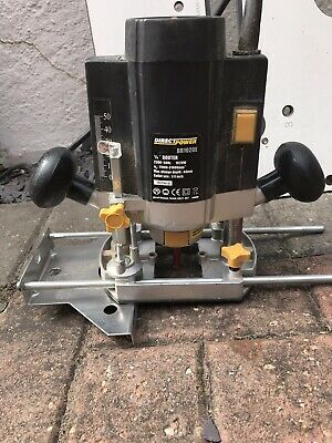Direct Power 1/4 Inch Router With Work Top Jig