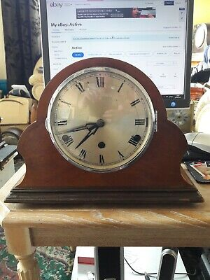Vintage 1950's  Westminster Chimes Mantle Clock Spares/Repairs .