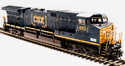 BROADWAY LIMITED HO Scale UP Challenger Excursion #3985