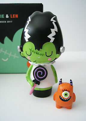 Momiji Doll - Frankie & Len 2017 Halloween L/E - Hand Numbered - sold out.