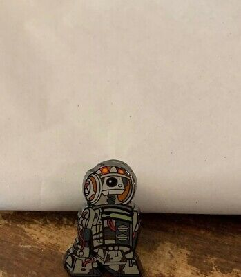 Star Wars Celebration 2019 Chicago Bucket droid Trading Pin AUTHENTIC New