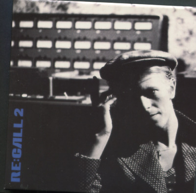 DAVID BOWIE Gold rarities CD RE CALL 2 from BOX SET only recall