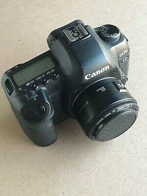 Canon EOS 5D Mark II 21.1MP Digital SLR Camera + 50mm Lens