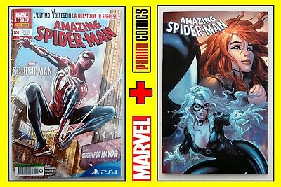 Amazing Spider-Man 705 + 1/710 Variant Ultralimited Panini Comics Marvel - Nuovi
