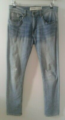 NEW LOOK Man - Jeans - Skinny Pant , Blau , Größe 32 x 32 , Denim