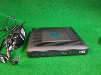 HP t620 Thin Client Dual Core 1.65Ghz 4GB RAM 16GB Storage w/ Power Adapter