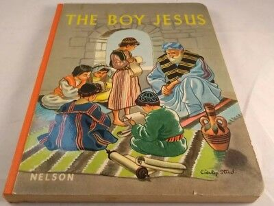 The Boy Jesus - A Little Hercules Book 1966 Thomas Nelson