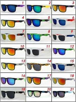 Stylish SPY1 21 Colors Ken Block Cycling Outdoor Sports Sunglasses Shades UV400