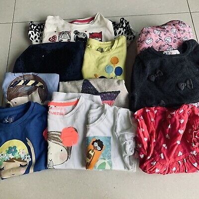 Baby girls Summer clothes bundle 18 - 24 Months Debenhams, Gap, H&M, TU Etc