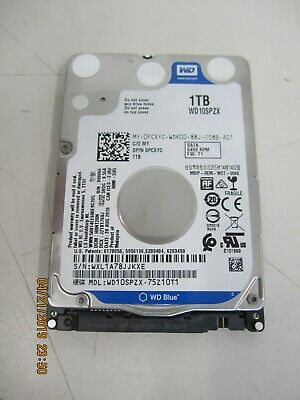 "1TB WD Blue WD10SPZX 2.5"" SATA Laptop Hard Drive, FOR HP DELL LENOVO"