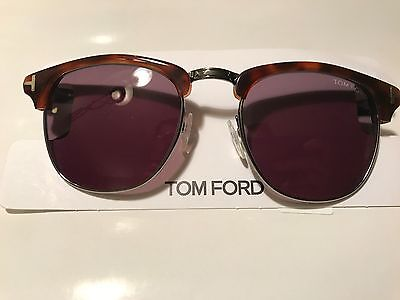 4d3a84d1748b Authentic Tom Ford Henry TF 248 52A Sunglasses James Bond Spectre 007