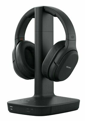 Sony WH-L600 Digital Surround Wireless Headphones WHL600/B  - Seller Refurbished