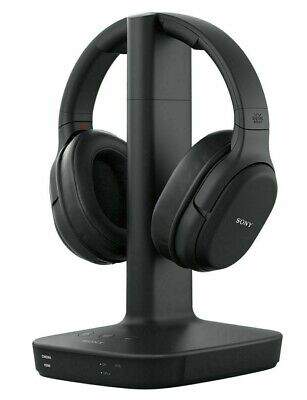 Sony WH-L600 Wireless Headphones Digital Surround WHL600/B  - Seller Refurbished