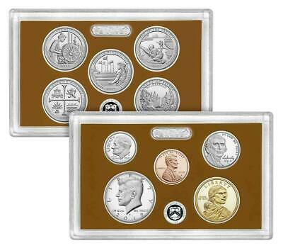 2019-S 10 Coin Proof Set w/box & COA (NO EXTRA WESTPOINT CENT)