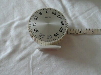 Vintage Smiths 1 Hour Mechanical Kitchen Timer.in original Box