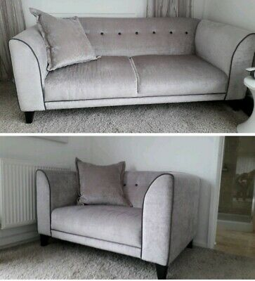 Super Beautiful Dfs Vista 3 Seater Sofa 2 Seater Cuddler Chair Caraccident5 Cool Chair Designs And Ideas Caraccident5Info