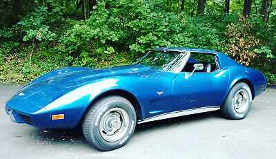 1977 Chevrolet Corvette Stingray 1977 Corvette L82