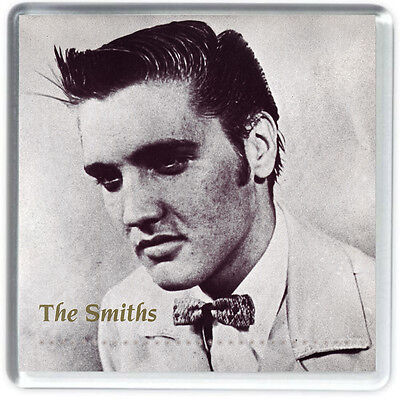The Smiths Shoplifters of the world unite single cover coaster