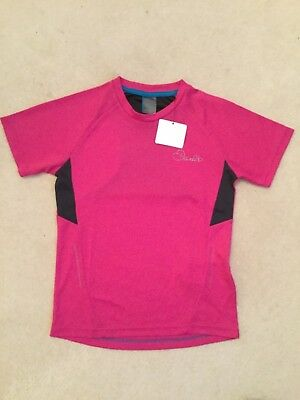 Dare 2b Kids Technical Wicking T-Shirt Hiking Walking Running Skiing Baselayer
