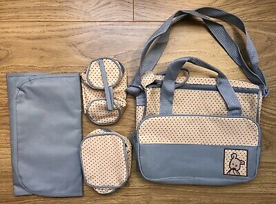 baby changing nappy bag
