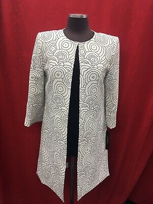 Tahari By Arthur Levine Long Blazer/new With Tag/retail$149/size 16/lined