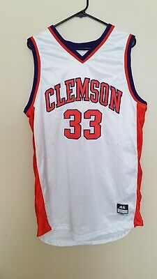 fae96e2f4 CLEMSON TIGERS FOOTBALL GAME WORN JERSEY GAME USED JERSEY Nike ...