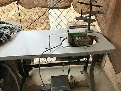 Omnitex sewing machine with overlock 220 volts