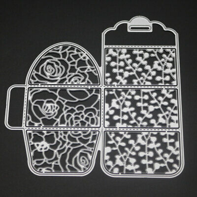 Cutting Dies Candy box Metal Stencil And Stamps For DIY Scrapbooking Card Making