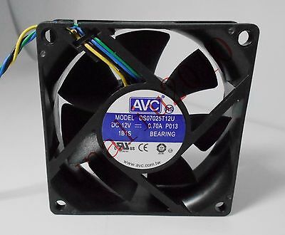 new 70mm pwm cooling fan MGT7012YR-W25 7025 70MM 707025MM Fan
