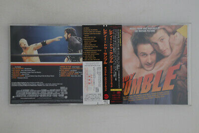 CD OST Ready To Rumble AMCY7178 EASTWEST JAPAN OBI PROMO