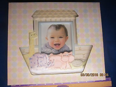 Grasslands Roads 4x4 Noah's Ark Picture Frame